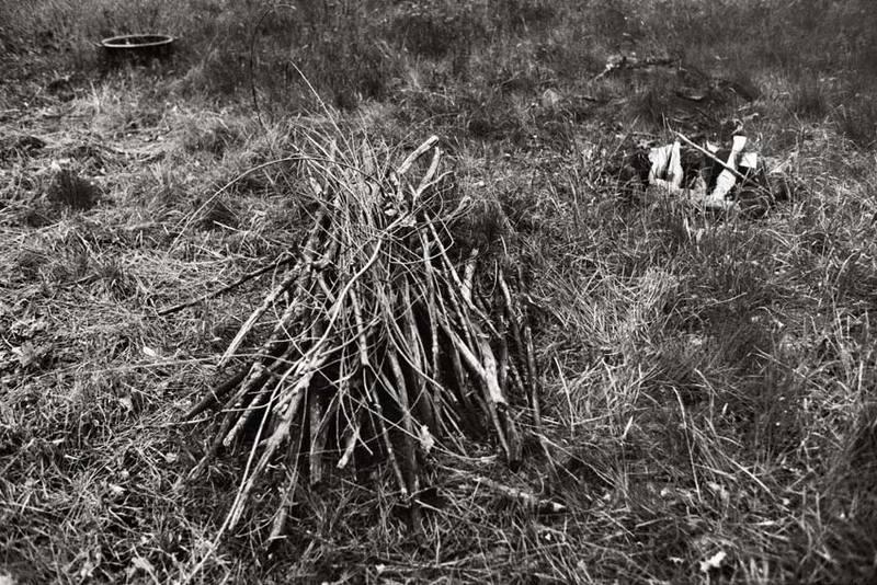 Photographies de Jérémie Logeay  Chemins dargile  ~ Cuisson Au Bois
